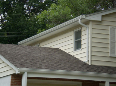 Aluminum Gutter | HKC Roofing and Construction | Better Than