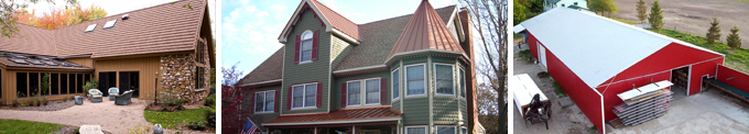 HKC Roofing & Construction Metal Roofing