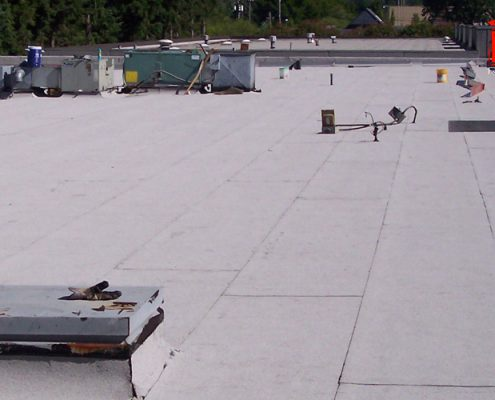 HKC Roofing & Construction Flat Roofing